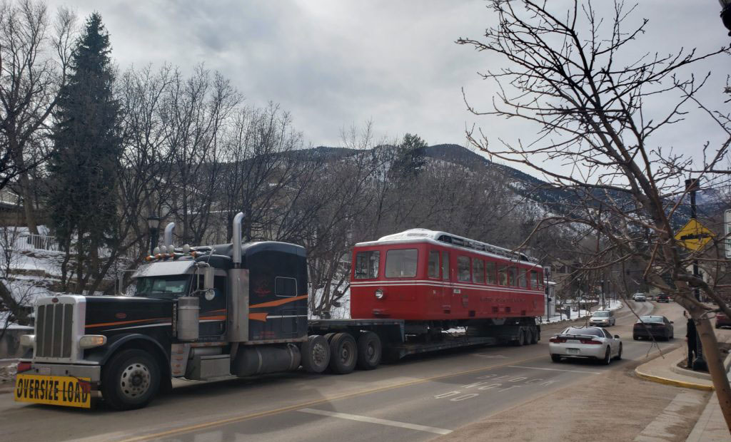 UPDATE: Pikes Peak Cog Railway Plans to Reopen in 2021!